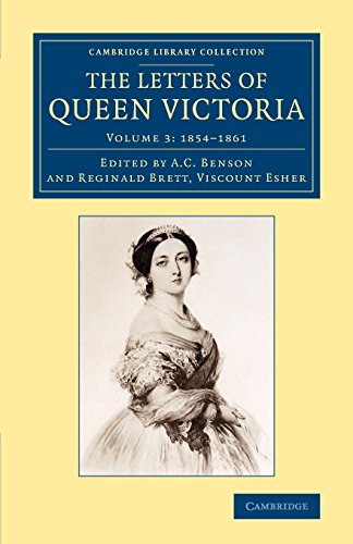 9781108077781: The Letters of Queen Victoria (Cambridge Library Collection - British and Irish History, 19th Century) (Volume 3)
