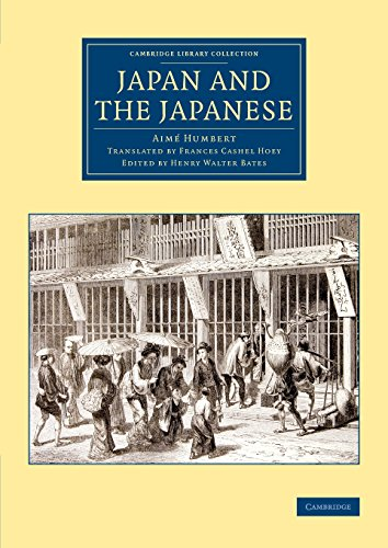 9781108081078: Japan and the Japanese (Cambridge Library Collection - East and South-East Asian History)