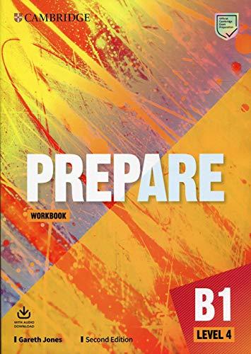 9781108380959: Prepare Level 4 Workbook with Audio Download 2nd Edition (Cambridge English Prepare!)