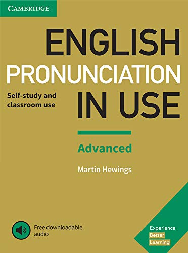 9781108403498: English Pronunciation in Use Advanced Book with Answers and Downloadable Audio