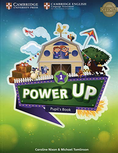 9781108413749: Power up. Level 1. Pupil's book. Per la Scuola elementare
