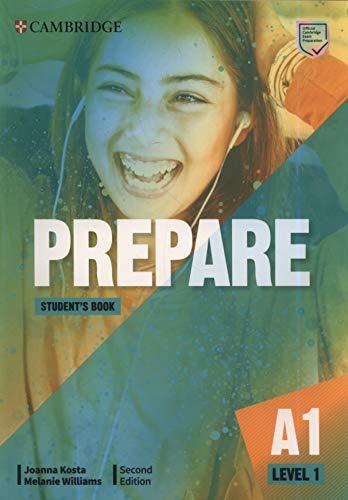 9781108433273 Prepare Level 1 Student S Book Cambridge English Prepare Abebooks Kosta Joanna 1108433278