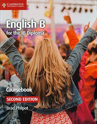 9781108434812: English B for the IB Diploma. Per le Scuole superiori. Con espansione online