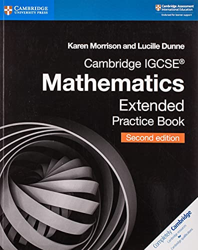 Cambridge International IGCSE: Cambridge IGCSE (R) Mathematics: Karen Morrison, Lucille