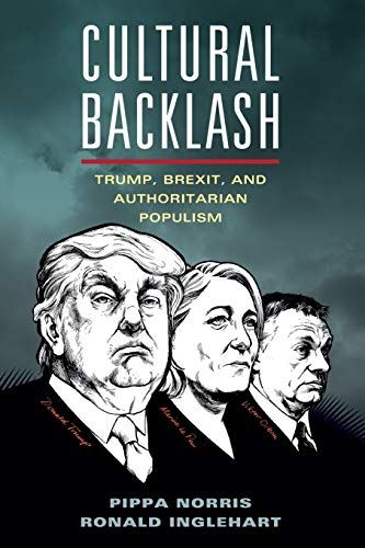9781108444422: Cultural Backlash: Trump, Brexit, and Authoritarian Populism