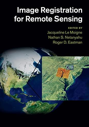 9781108445757: Image Registration for Remote Sensing