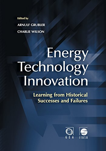 9781108446006: Energy Technology Innovation: Learning from Historical Successes and Failures