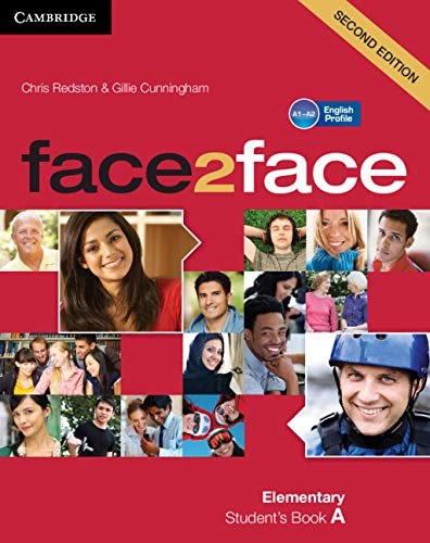 9781108448970: face2face Elementary A Student's Book A