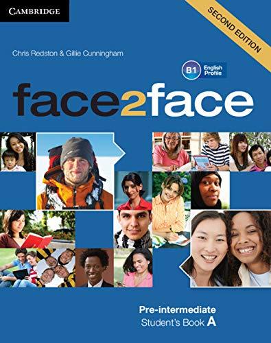 face2face Pre-intermediate A Student s Book (Paperback): Chris Redston, Gillie