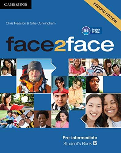 face2face Pre-intermediate B Student s Book (Paperback): Chris Redston, Gillie