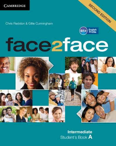 face2face Intermediate A Student s Book (Paperback): Chris Redston, Gillie