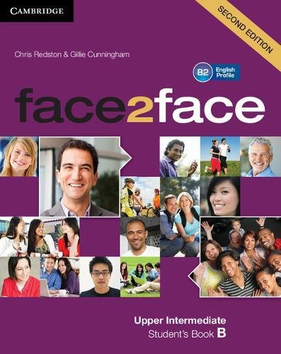 9781108449052: face2face Upper Intermediate B Student's Book B