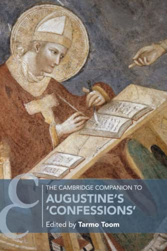 9781108449816: The Cambridge Companion to Augustine's 'Confessions'