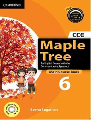 Maple Tree Sample copy (Level 6-8): Sneh Barker