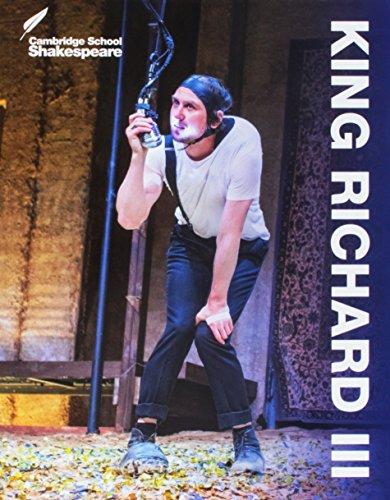 9781108456067: King Richard III (Cambridge School Shakespeare)