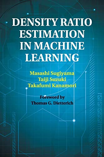 9781108461733: Density Ratio Estimation in Machine Learning