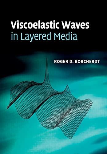 9781108462112: Viscoelastic Waves in Layered Media