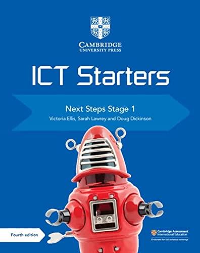 9781108463522: Cambridge ICT starters. Next steps stage 1. Per la Scuola media. Con espansione online