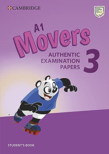 9781108465137: Cambridge English young learners. Tests. Movers. Student's book. Per la Scuola media (Vol. 3): Authentic Examination Papers