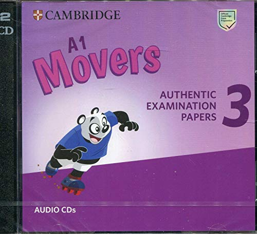 9781108465236: A1 Movers 3 Audio CDs: Authentic Examination Papers