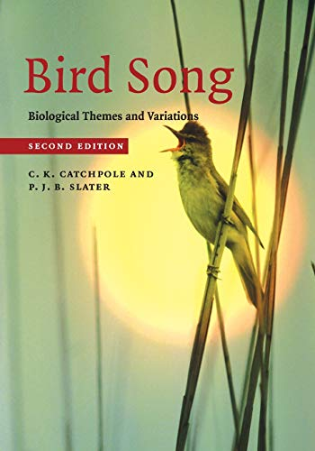 9781108469227: Bird Song: Biological Themes and Variations