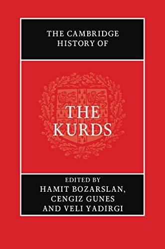 9781108473354: The Cambridge History of the Kurds