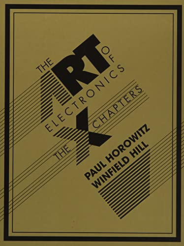 9781108499941: The Art of Electronics: The x Chapters