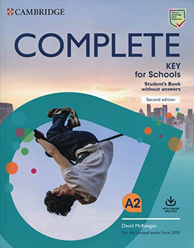 9781108539333: Complete Key for Schools Student's Book without Answers with Online Practice