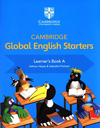 9781108700016: Cambridge Global English Starters Learner's Book A