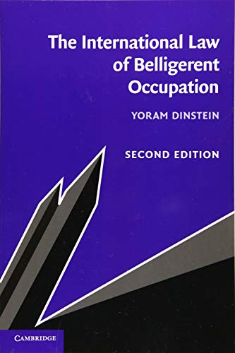 9781108709354: The International Law of Belligerent Occupation