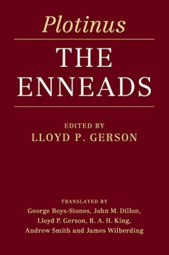 9781108712422: Plotinus: The Enneads