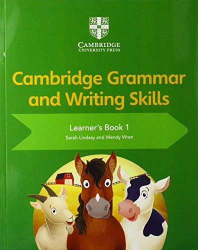 9781108730587: Cambridge grammar and writing skills - learner's book 1