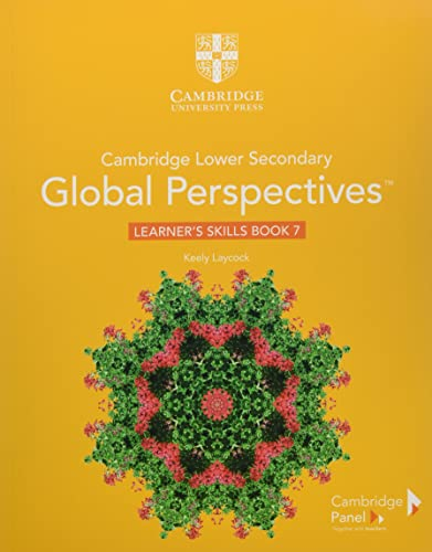 9781108790512: Cambridge Lower Secondary Global Perspectives Stage 7 Learner's Skills Book