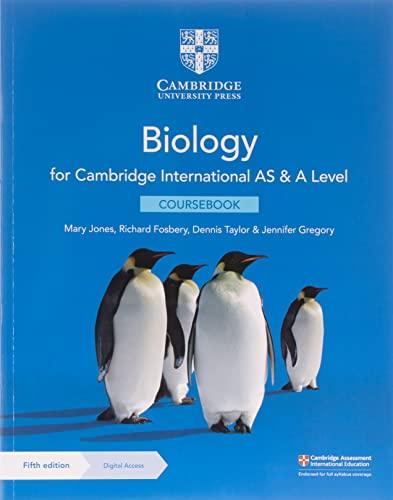Cambridge International AS & A Level Biology: MARY JONES ,