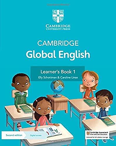 9781108963619: Cambridge Global English. Stages 1. Learner's book. Per la Scuola elementare. Con espansione online: for Cambridge Primary English as a Second Language
