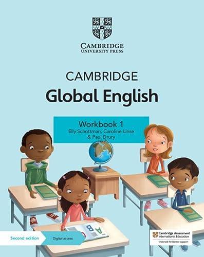 9781108963640: Cambridge Global English. Stage 1. Workbook. Per la Scuola elementare. Con espansione online: for Cambridge Primary and Lower Secondary English as a Second Language