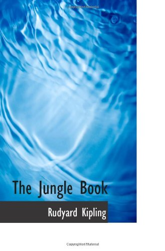 9781110013258: The Jungle Book