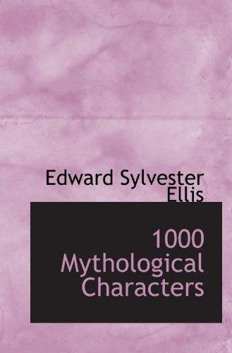 9781110016952: 1000 Mythological Characters