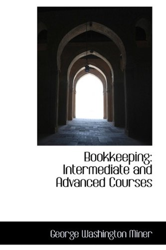 9781110038176: Bookkeeping: Intermediate and Advanced Courses