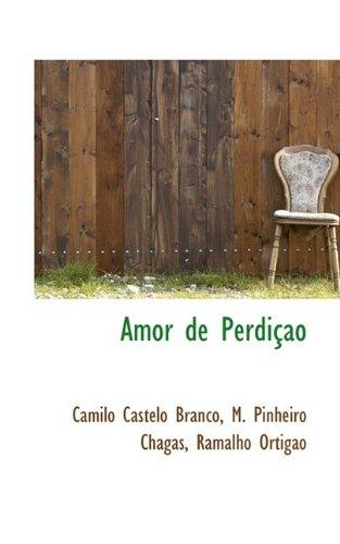9781110060177: Amor de Perdição