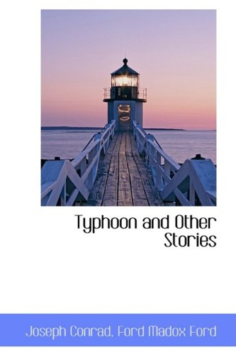 9781110076284: Typhoon and Other Stories