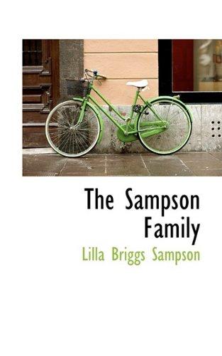 9781110134526: The Sampson Family
