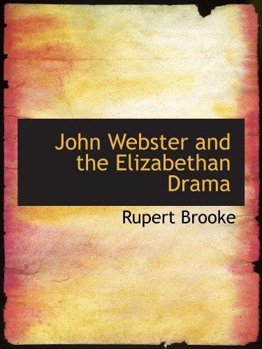 the elizabethian drama