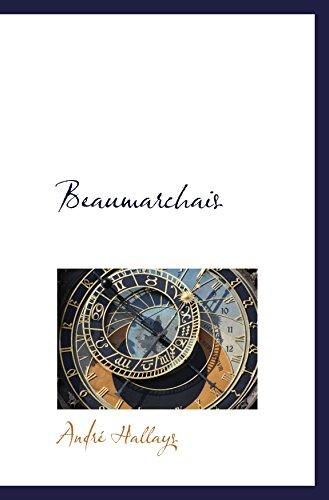 9781110144242: Beaumarchais