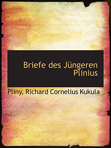 9781110200337: Briefe des Jüngeren Plinius