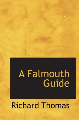 9781110227655: A Falmouth Guide