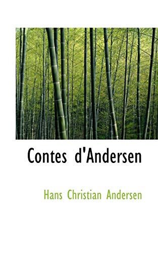 9781110229949: Contes d'Andersen (French Edition)