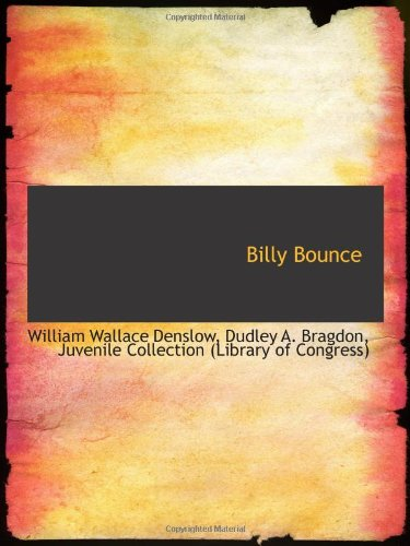 9781110242979: Billy Bounce
