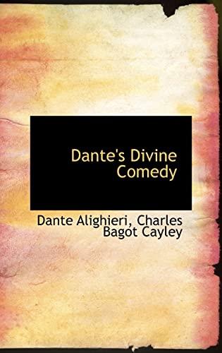 9781110273195: Dante's Divine Comedy (Bibliolife Reproduction Series)