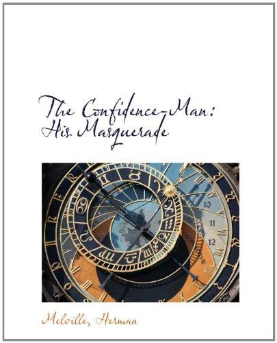 9781110286935: The Confidence-Man: His Masquerade